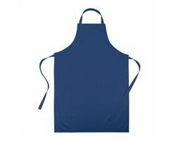 Nastavitelná kuchyňská zástěra GREGG - modrá