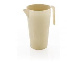 Bambusový džbán TORR, 1,7 l - bílá