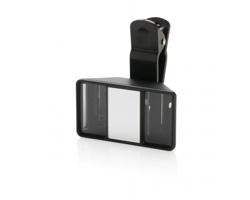 Plastový univerzální 3D objektiv DITCH - černá