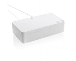 Plastový sterilizační box CHARD - bílá
