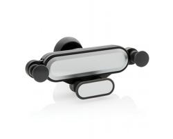 Univerzální držák telefonu do auta TARRA - černá / šedá