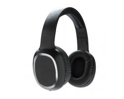 Bezdrátová Bluetooth sluchátka JEERS přes hlavu - černá