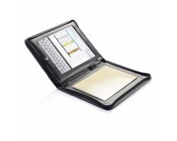 Konferenční desky BARRY s pouzdrem na tablet - černá