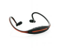 Sluchátka na běhání HEARS s LED osvětlením - černá