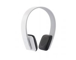 Bluetooth stereo sluchátka SOSO s integrovaným mikrofonem - bílá