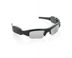 Sluneční brýle SPY se zabudovanou HD kamerou - černá