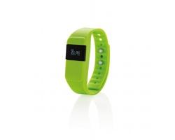 Fitness náramek BRISBEN pro sledování sportovních aktivit - zelená