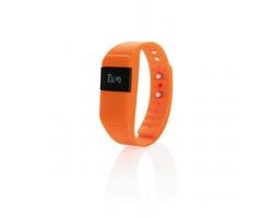 Fitness náramek BRISBEN pro sledování sportovních aktivit - oranžová