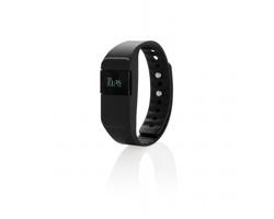Fitness náramek BRISBEN pro sledování sportovních aktivit - černá