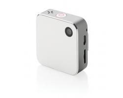 Malá HD kamera HUEYTOWN s Wi-Fi - bílá