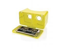 Plastové brýle pro virtuální realitu LUNA - limetková