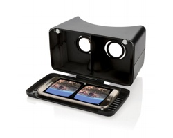 Plastové brýle pro virtuální realitu LUNA - černá