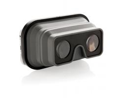 Silikonové skládací brýle pro virtuální realitu MORENO v mini provedení - černá