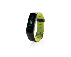 Voděodolný fitness náramek CAGEL s OLED displejem - zelená