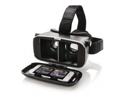 Headset pro virtuální realitu QUAGMIRE - černá