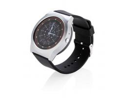 Chytré hodinky DRAYS s více než 20 funkcemi - černá