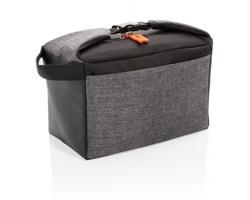 Polyesterová chladicí taška SHIRLEE - šedá