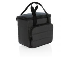 Chladicí taška LIVINGSTON z RPET materiálu AWARE™, kolekce Impact - černá