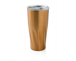 Nerezový termohrnek OARS, 500 ml - zlatá