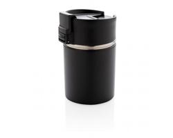 Termohrnek na espresso FIEFEES, 220 ml - černá
