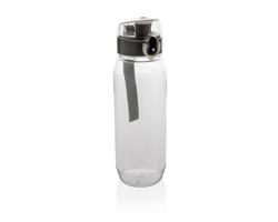 Tritanová lahev ANNE s uzamykatelným víčkem - transparentní