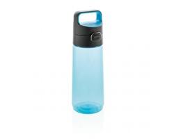 Tritanová nepropustná lahev OPERE, 600 ml - modrá / antracitová