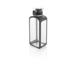 Nepropustná tritanová lahev BRADFORD s uzamykatelným víčkem - bílá