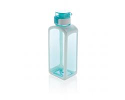 Nepropustná tritanová lahev BRADFORD s uzamykatelným víčkem - tyrkysová