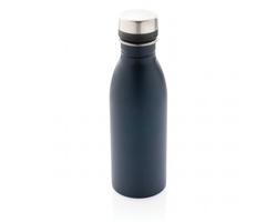 Nerezová láhev na vodu UPEND, 500ml - tmavě modrá