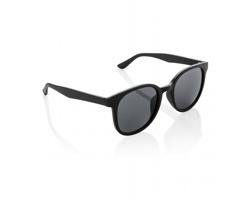 Eko sluneční brýle z pšeničné slámy KELTS - černá