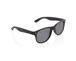 Plastové sluneční brýle SARALAND - černá / černá