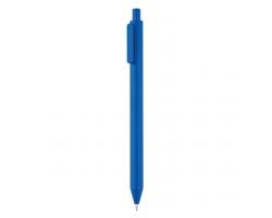 Plastové kuličkové pero HAMAL - tmavě modrá