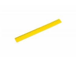 Plastové ohebné pravítko FLEXOR - žlutá