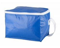 Chladicí taška COOLCAN až na 6 plechovek - modrá