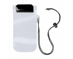 Plastový voděodolný obal na mobil WATERPRO - černá