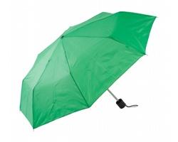 Manuální skládací deštník MINT - zelená