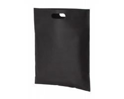 Nákupní taška BLASTER z netkané textilie - černá