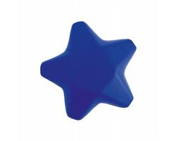Antistresová pomůcka EASE ve tvaru hvězdy - modrá