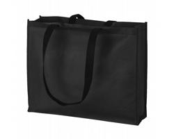 Nákupní taška TUCSON z netkané textilie - černá