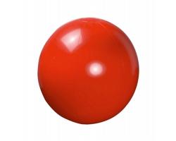 Nafukovací plážový míč MAGNO, průměr 40 cm - červená