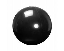 Nafukovací plážový míč MAGNO, průměr 40 cm - černá