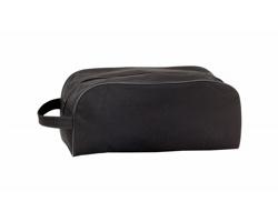 Polyesterová taška na boty PIRLO - černá