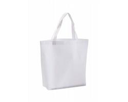 Nákupní taška SHOPPER z netkané textilie - bílá