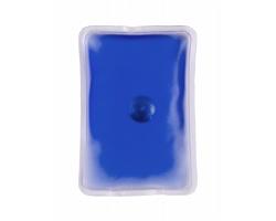 Hřejivý gelový polštářek GRUP - modrá