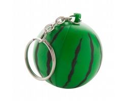 Antistresový přívěsek na klíče FRUTY ve tvaru ovoce - meloun