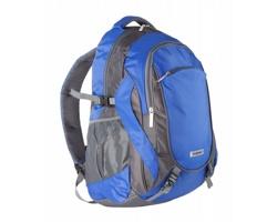 Sportovní batoh VIRTUX - modrá / šedá