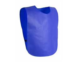 Sportovní vesta CAMBEX z netkané textilie - modrá