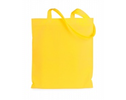 Nákupní taška JAZZIN z netkané textilie - žlutá