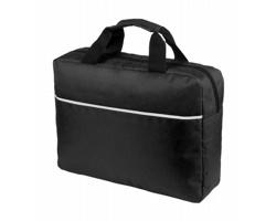 Polyesterová taška na dokumenty HIRKOP - černá