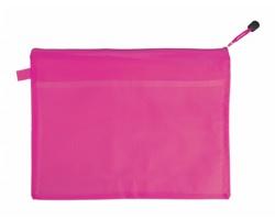 Plastová taštička na dokumenty BONX - růžová